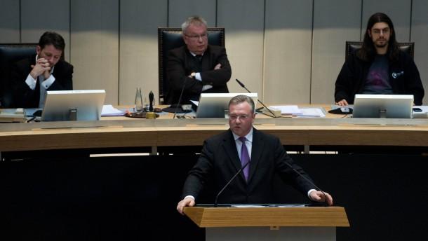 Plenarsitzung im Berliner Abgeordnetenhaus
