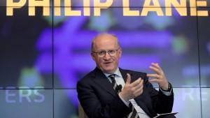 EZB könnte Inflationsziel bis 2025 erreichen