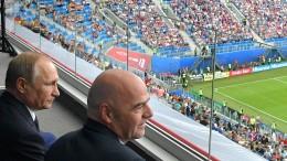 Der geheime Sinn dieser WM