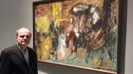"""In Europa zuhause: Die von Eckhart Gillen kuratierte Schau """"Facing the Future. Art in Europe 1945-1968"""" zeigt im Puschkin-Museum auch """"Drei Monate nach dem Krieg"""" von Eli Beljutin."""