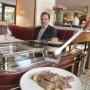 Die große Wiener Rindfleischküche wird im Hotel Grand Ferdinand nach allen Regeln der k.u.k.-Kunst zelebriert.