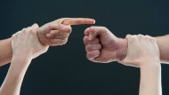 Streit muss manchmal sein. Und was kommt danach?