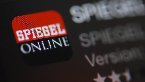 """Jetzt begehrt """"Spiegel Online""""  auf"""
