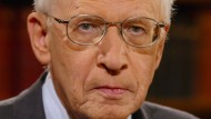 Bewundert viel und viel gescholten: Ernst Nolte