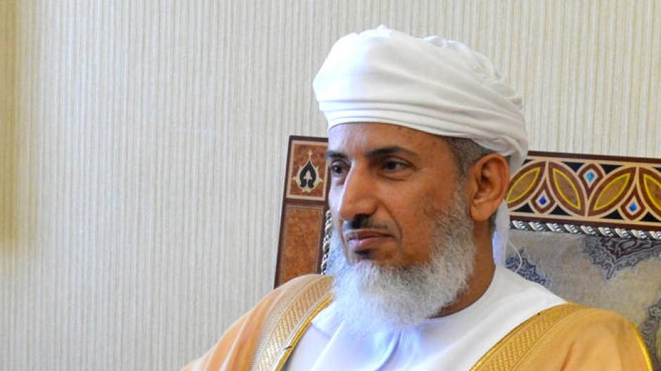 Weltethos bevorzugt: Scheich Abdullah Bin Mohammed Al Salmi
