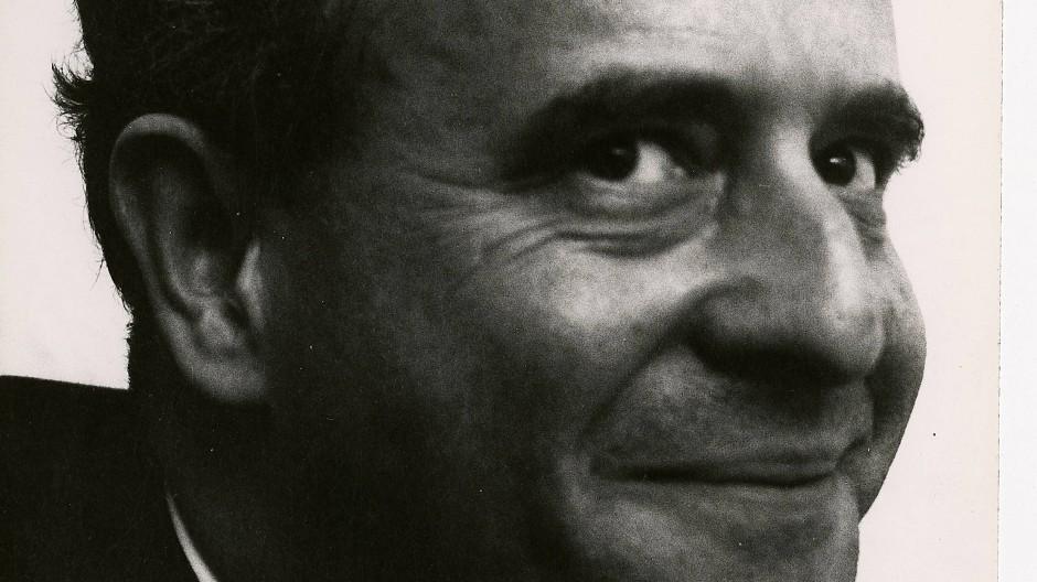 Sein Nachlass ist noch nicht ausgeschöpft: Hans Blumenberg (1920 - 1996).