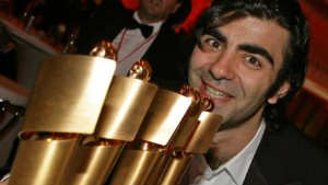 Fatih Akin auf der Seite des Siegers