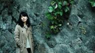 Die südkoreanische Schriftstellerin Han Kang