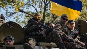 Die Ukraine wird sowjetisch - von innen