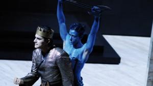 König mit Krone: Mozarts Idomeneo revidiert