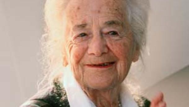 Lyrikerin Hilde Domin gestorben
