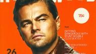 Für eine Handvoll Cents: Eigens für die amerikanische Premiere seines Films konzipierte Tarantino ein fiktives Gesellschaftsmagazin des Jahres 1969, in dem die Hauptfiguren weitere Auftritte erleben.