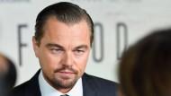 Leonardo DiCaprio bei einer Filmvorführung im UN-Hauptquartier