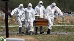 "Plötzlich sterben etliche Russen an ""Lungenentzündung"""