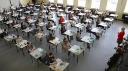 Zahl der Studienberechtigten gesunken