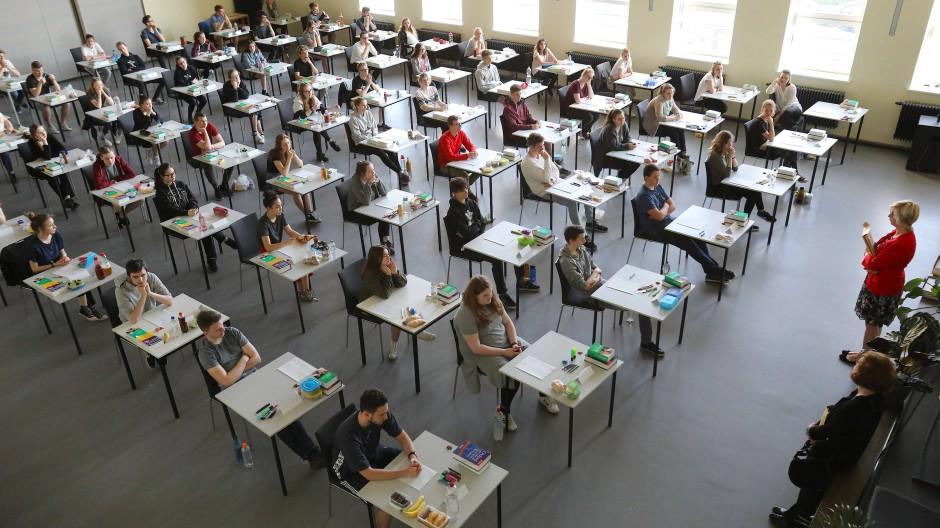 Weniger Abiturienten in Deutschland: die Demographie schlägt durch