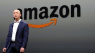 Freut sich über Einigung: Amazons CEO Jeff Bezos