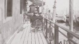 Hat Marcel Proust sich in Venedig verewigt?
