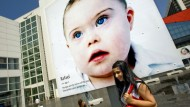Ethisch heikel: Durch neue Pränataltests wird es vielleicht bald keine Kinder mehr mit Trisomie 21 geben.