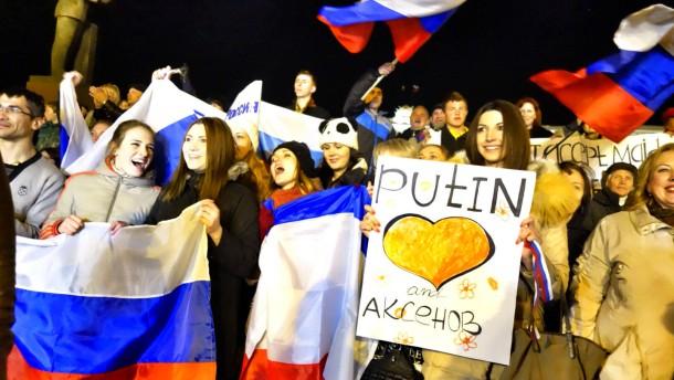 Die Krim und das Völkerrecht: Kühle Ironie der Geschichte