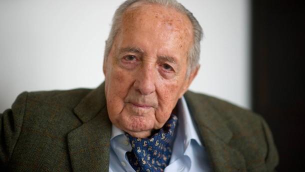 Peter Scholl-Latour ist tot