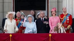 Solange der Kopf schwach ist, bleibt die Monarchie stark
