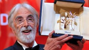"Goldene Palme für Michael Hanekes ""Liebe"""
