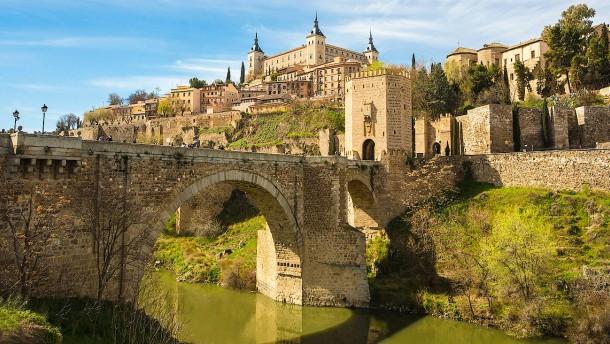 On the Transit of Toledo