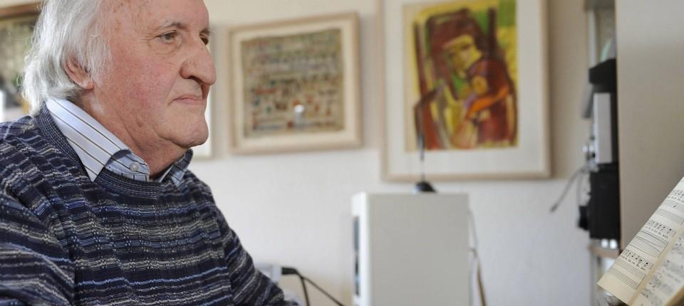 Martin Gotthard Schneider Komponist Des Kirchenlieds Danke