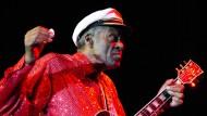 Simple Stories, harte Gitarren: Chuck Berry legte die Fundamente für die moderne Rockmusik.