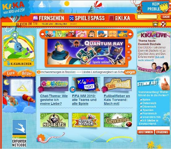 Kika Online Spiele