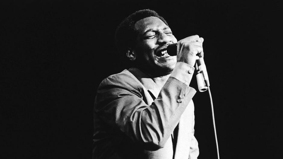 Otis Redding beim Monterey Pop Festival 1967