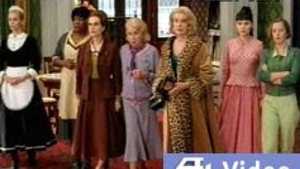 Eine erste Komödie: Acht Frauen und ein toter Mann