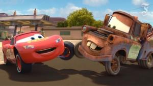 """Augen auf dem Drehzahlmesser: """"Cars 2"""""""