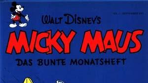 Micky Maus - 50 Jahre bunte Heftchen