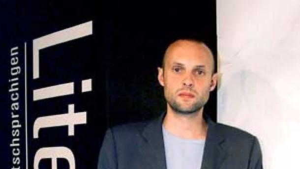 Michael Lentz erhält den diesjährigen Ingeborg-Bachmann-Preis