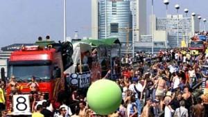 Die Loveparade ist eine Party, keine Demo