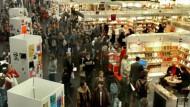Auch ein dichtes Erlebnis: die Leipziger Buchmesse