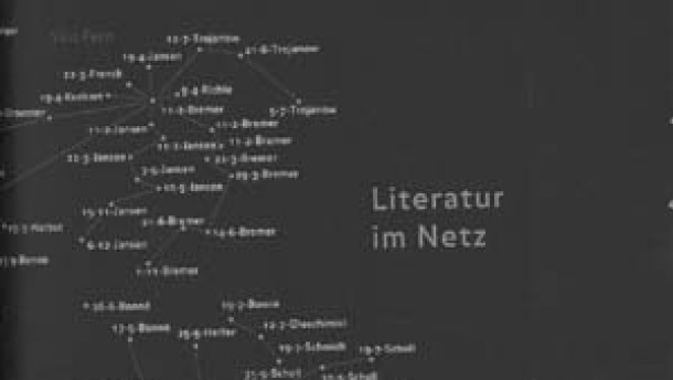 "Dichter am Dichter: Thomas Hettches transparentes Netzprojekt ""Null"""