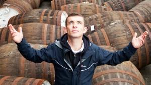 Robbie mit der Whiskynase