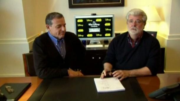 """US-Mediengigant kauft überraschend Lucasfilm - Neue """"Star Wars""""-Reihe geplant"""
