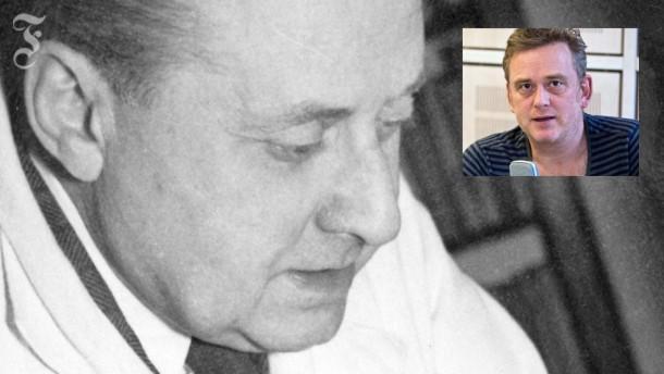 Thomas Huber rezitiert Gottfried Benn