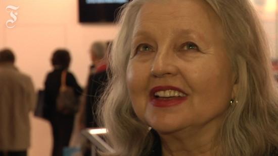 Hanna Schygulla im Gespräch