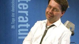 Peter Glaser ist neuer Ingeborg-Bachmann-Preisträger