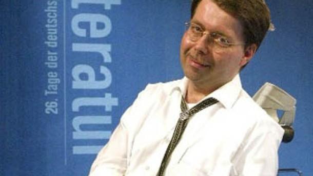 Die Nase der Sphinx - Bachmann-Preisträger Peter Glaser im Gespräch