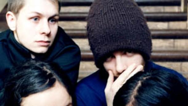 Gefeierte Versunkenheit: Múm auf Deutschland-Tournee