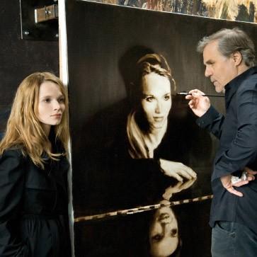 Lilli (Karoline Herfurth) und der Maler Max Hollander (Josef Bierbichler)
