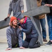 Nach den Proben ausgesetzt: Schauspieler Frederik Mayet wird 2020 nicht in Oberammergau spielen.