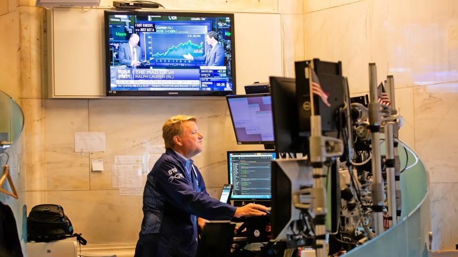 Reif für die Börse: Händler an der New York Stock Exchange.