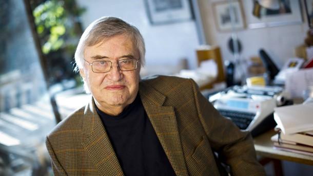 Schriftsteller Peter Härtling gestorben